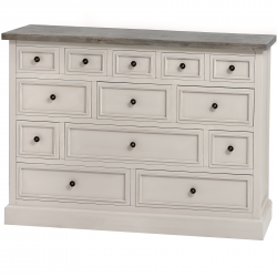 The Stadley Collection 13 Drawer Chest