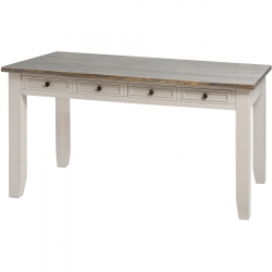 The Stadley Collection Eight Drawer Country Dining Table