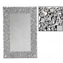 "Rectangular ""Glitz"" Venetian Wall Mirror"