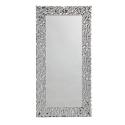 """Tall """"Glitz"""" Venetian Wall Mirror"""