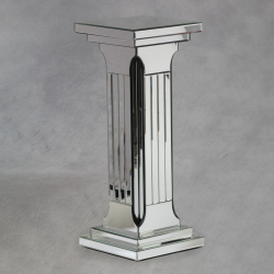Medium Venetian Glass Column Pedestal
