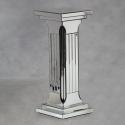 Large Venetian Glass Column Pedestal