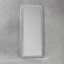 Tall Venetian Pearled Style Edge 'Mayfair' Glass Wall Mirror