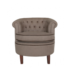 Coffee Carter Occasional Chair