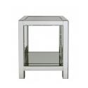 Fabiamma Mirror End Table
