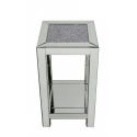 Medium Fabiamma Mirror Telephone Table