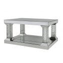 Azztoria Mirror Coffee Table