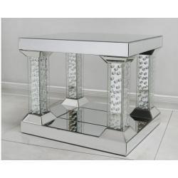 Astoria Mirror End Table