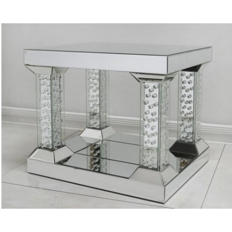 Reduced Price Astoria Mirror End Table
