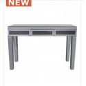 Smoked Millanno Mirror Console Table