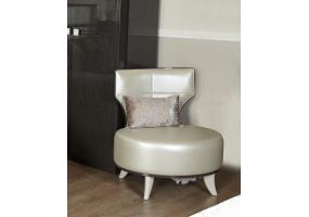 Aurelia Dark Grey Walnut Easy Chair