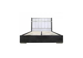 Aurelia Dark Grey Walnut King Size Bed Frame
