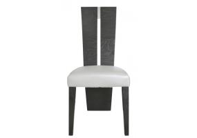 Aurelia Dark Grey Walnut Dining Chair