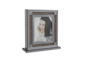 Smoked Copper Millanno Box Photo Frame (5x7)