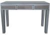 Smoked Copper Millanno Mirror Console Table