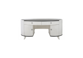 Auguri Grey Walnut Dressing Table