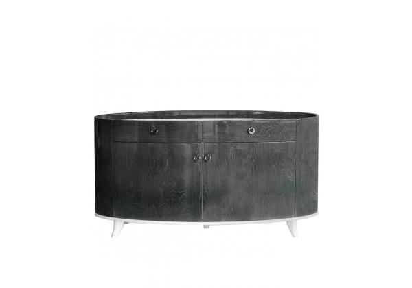Auguri Grey Walnut Sideboard