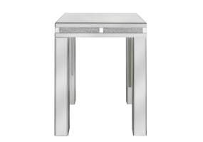 Milano Mirror End Lamp Table