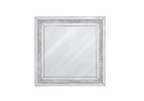 Maddy Antique And Clear Wall Mirror
