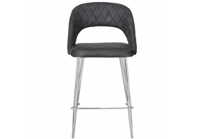 Sydney Grey Bar Stool Pair