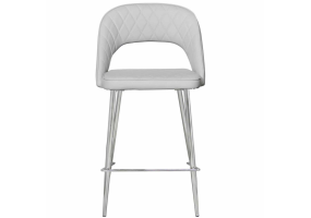 Sydney Light Grey Bar Stool Pair