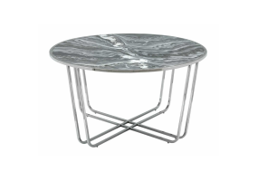 Payton Stainless Steel Coffee Table