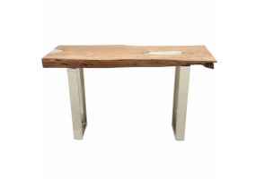 Balley Wood Console Table