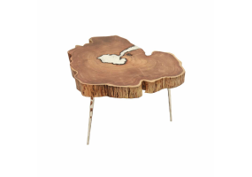 Balley Wood Small Coffee Table