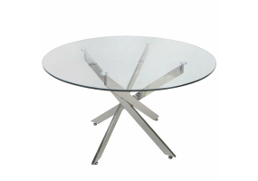 Nova Large Round Dining Table