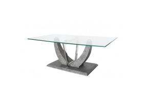 Leon Grey Coffee Table