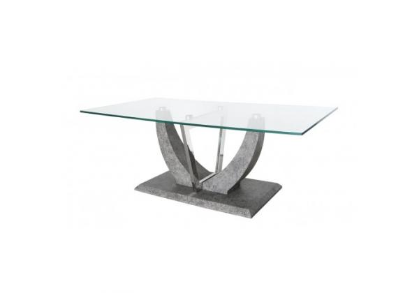 Leon Grey Coffee Table
