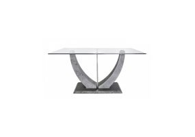 Leon Grey Dining Table