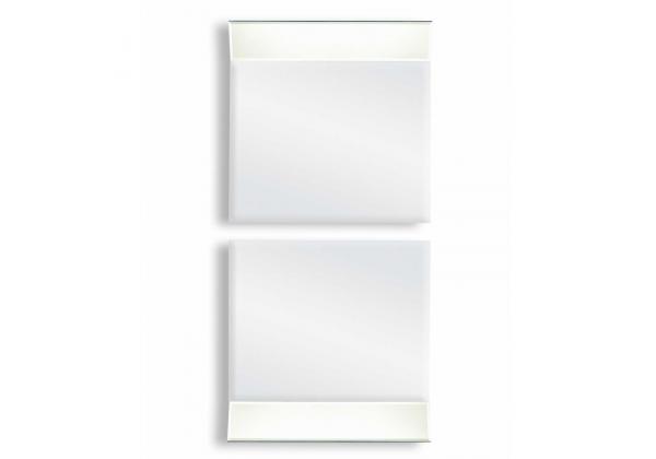 Venetian 2 Side Piece Mirror Set