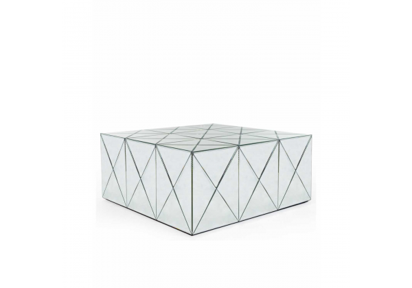 Venetian Diamond Squares Coffee Table