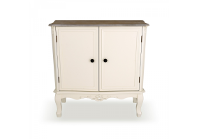 Appleby Wood Top 2 Door Cabinet