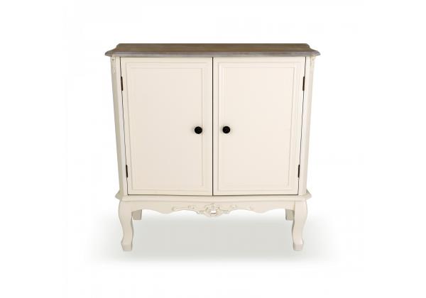 Appleby Wood Top 2 Door Cabinet