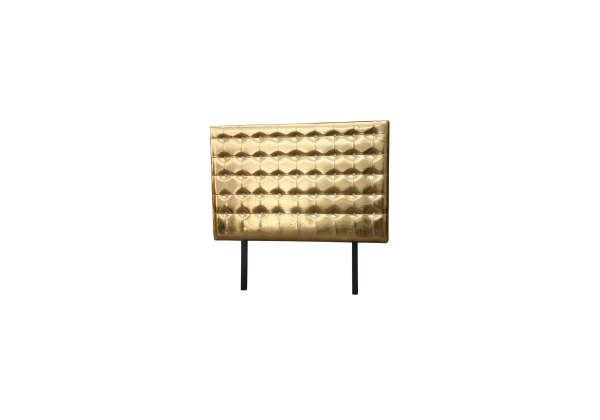 High Gloss Gold Headboard