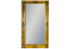 Large Gold Rectangular Classic Mirror