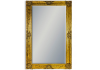 Extra Large Gold Rectangular Classic Mirror