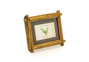 "Reclaimed Pine 4x6"" Photo Frame"