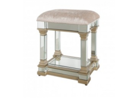 Apolco Mirror Champagne stool