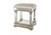 Apolco Mirror Champagne stool