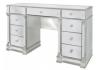 Apollo Silver Mirrored Dressing Table