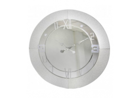 Arena Champagne Sparkle Wall Clock