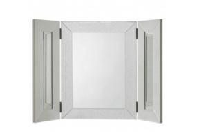 Arena Champagne Sparkle Vanity Mirror