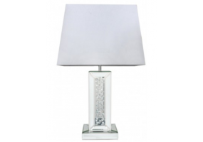 Azztoria Mirror Medium Pillar Table Lamp