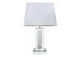 Azztoria Mirror Small Pillar Table Lamp