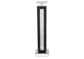 Azztoria Black Mirror Large Candle Holder
