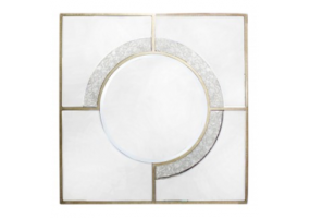 Gatzby Antique Wall Mirror