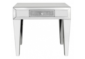 Millanno Mirror 1 Drawer Console Table